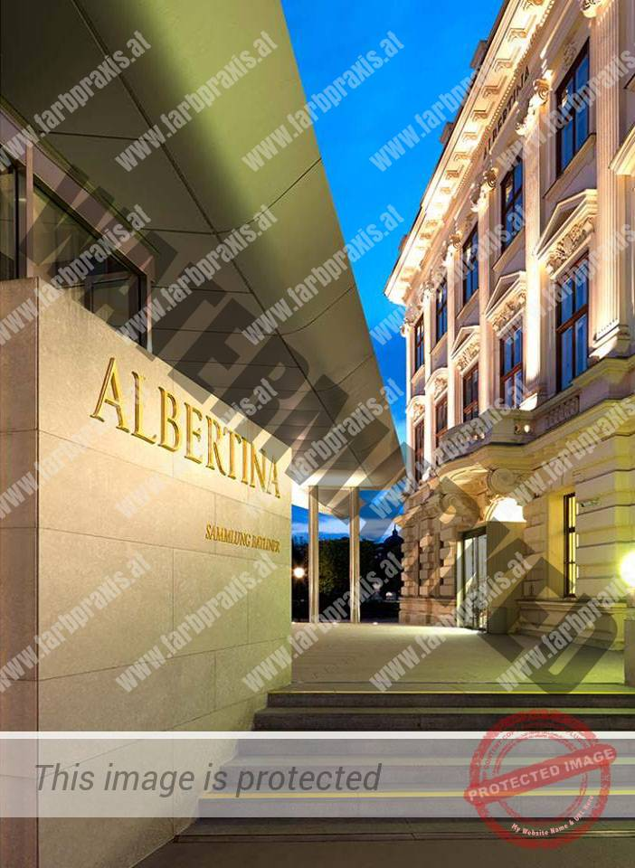 Albertina Plakat