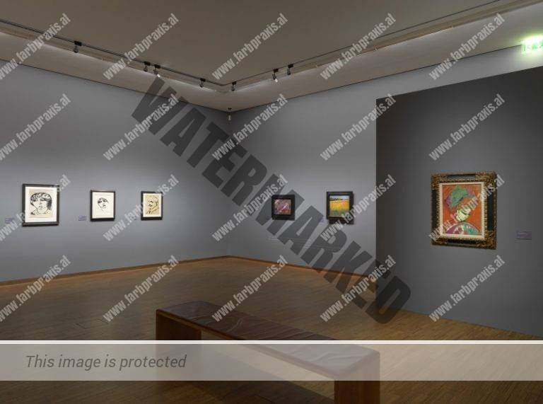 Ausstellungsdokumentation Albertina