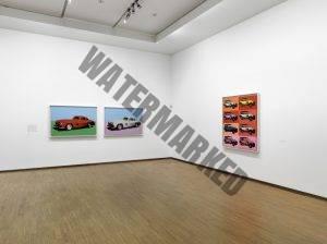 Ausstellungsfotografie Alex Katz