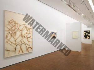 Ausstellungsdokumentation Alex Katz