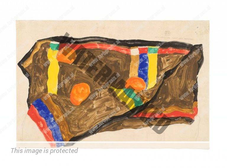 Werkfotografie Egon Schiele