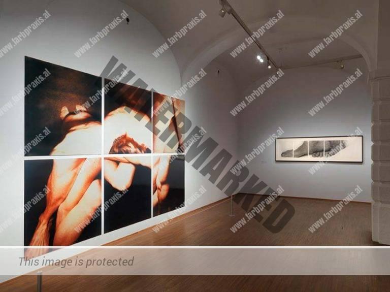 Ausstellungsfotografie Körper als Protest