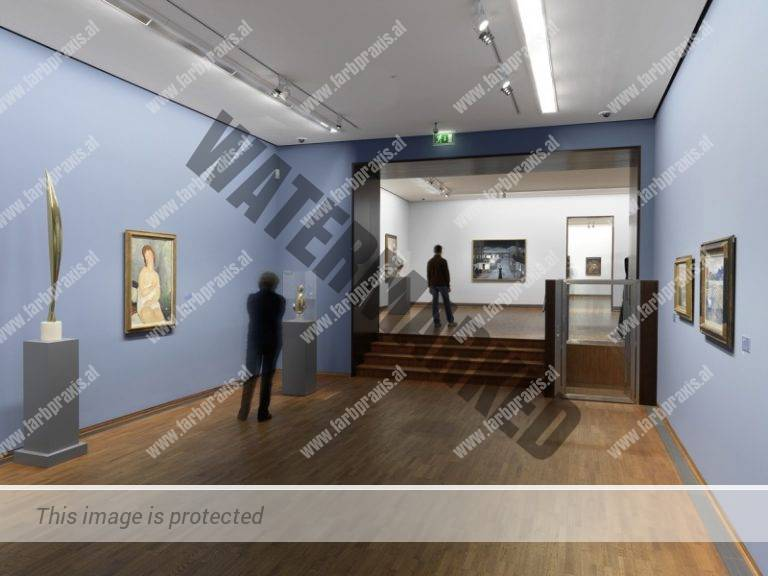 Ausstellungsfotografie Meisterwerke der Moderne